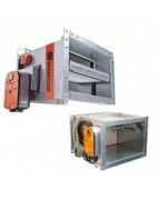Systemy wentylacji pożarowej
