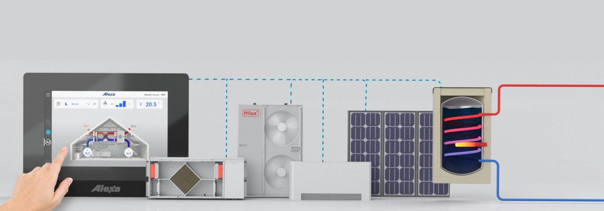 Alexa Climate Control